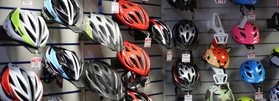 Cycle helmets Oxford